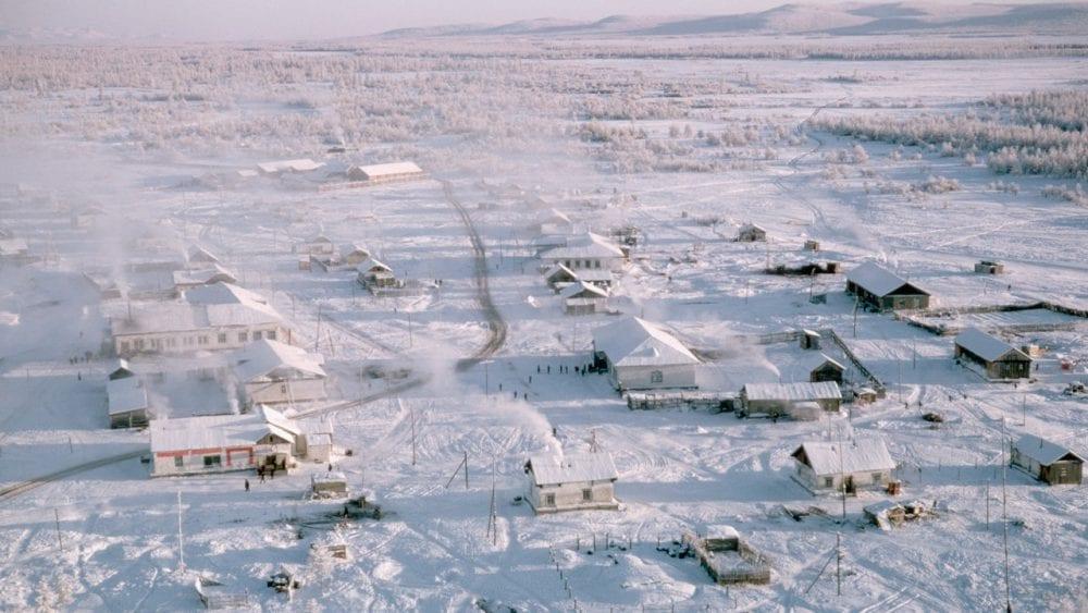 Поселок Оймякон