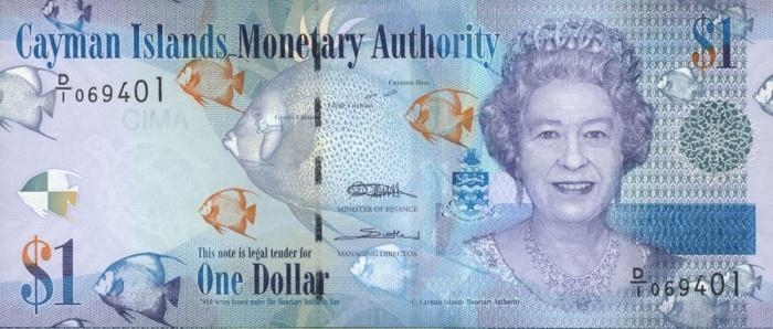 Доллар Каймановых островов