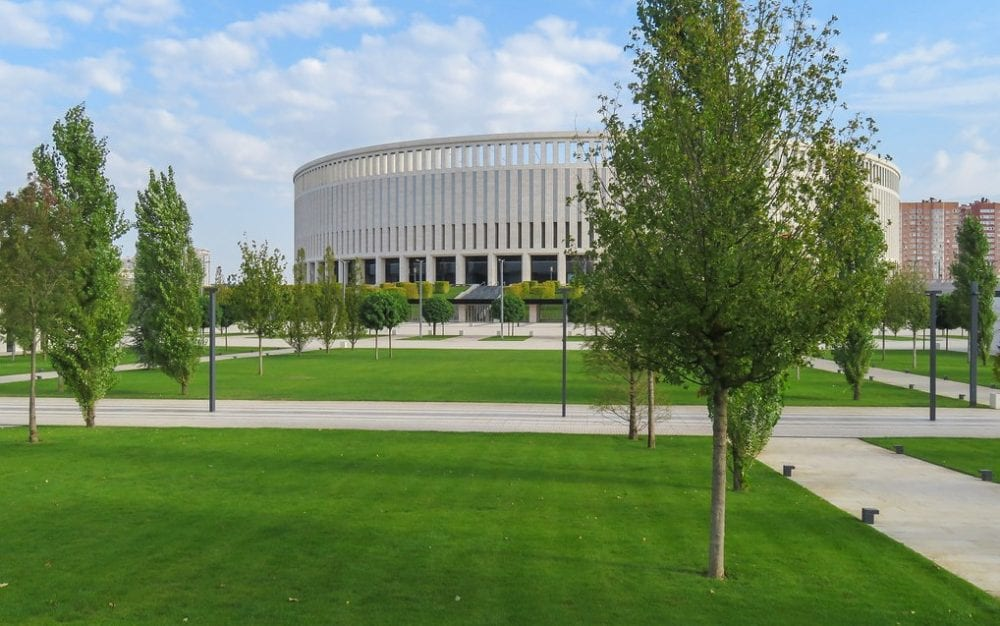 """Парк и стадион """"Краснодар"""""""