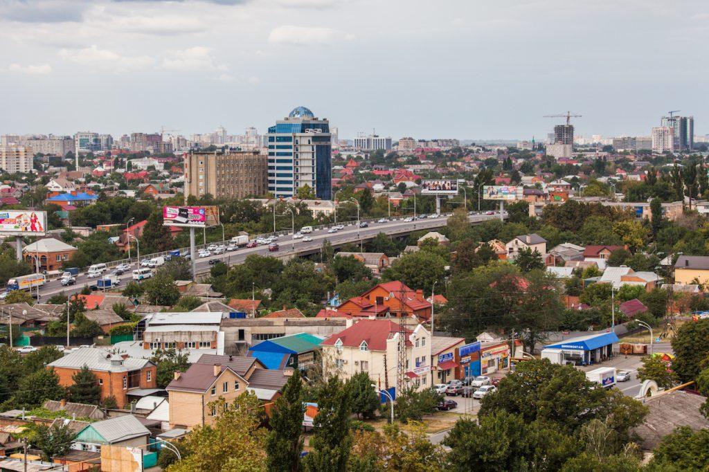 Переезд в Краснодар на ПМЖ