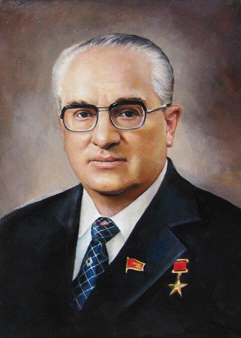 Андропов Юрий