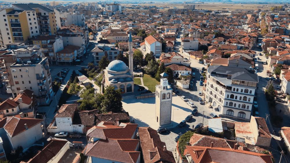 мечеть Ильяз бей Мирахори