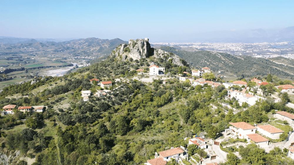 Крепость Петрела