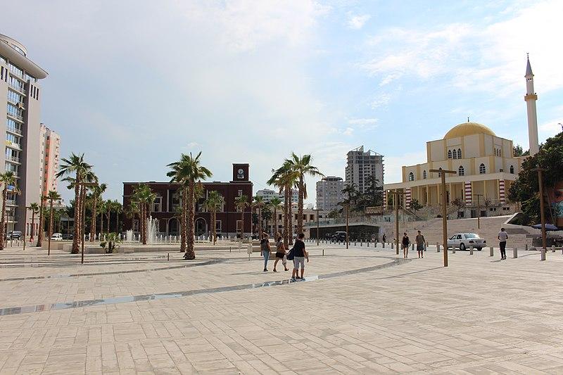 площадь Свободы, Дуррес