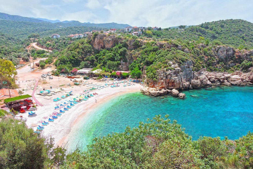 Buyuk Cakıl Beach