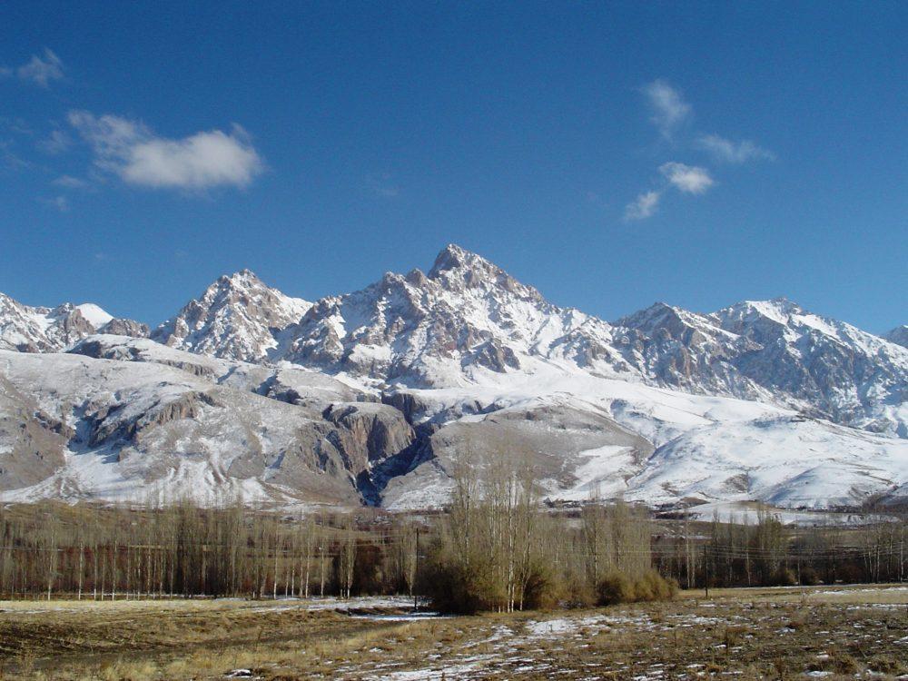 Гора Демирказик