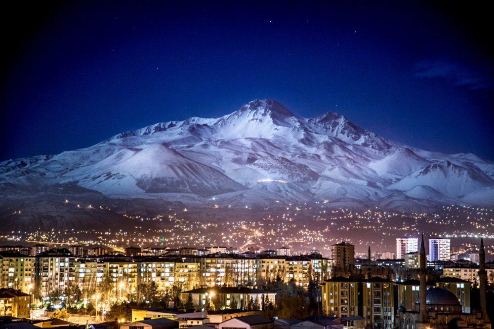 Гора Эрджиес