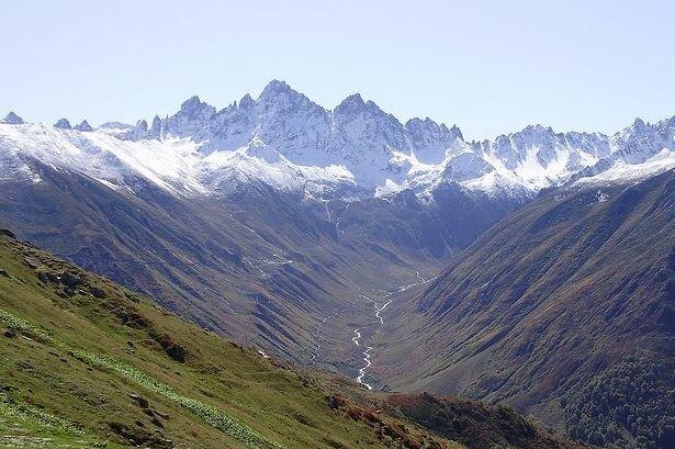 Гора Качкар