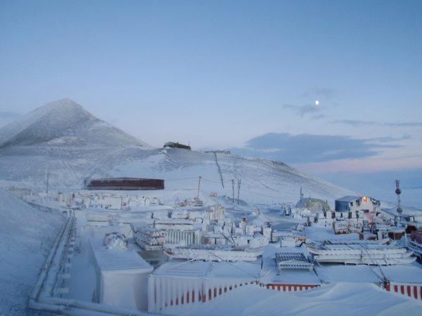 жилье в Арктике для рабочих