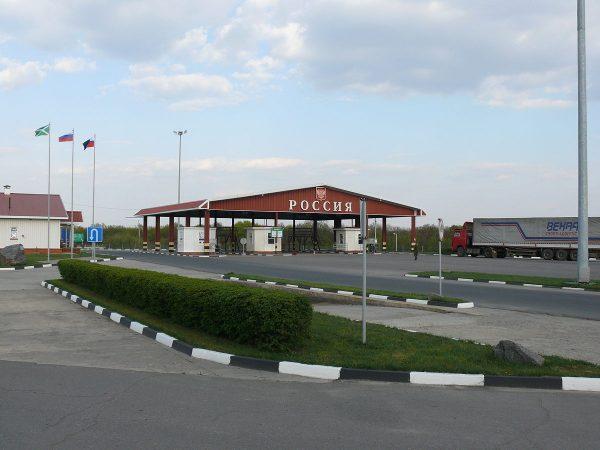 граница России