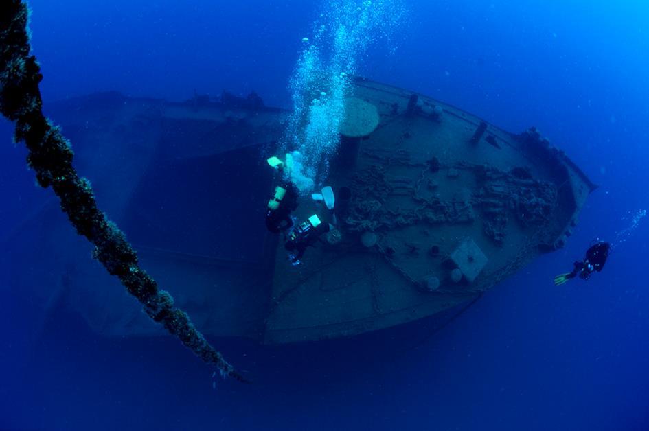 Корабль Сан Дидье